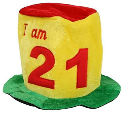 Amazon Creative Birthday Hat Ages 21 Toys Games