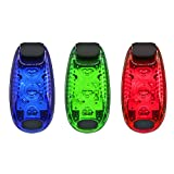 LED Safety Lights 3 Modes Clip On Running Lights for Runner Kids Joggers Biking Walk the Dog