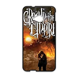 Happy Romantic lover Cell Phone Case for HTC One M7