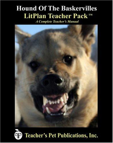Hound of the Baskervilles LitPlan - A Novel Unit Teacher Guide With Daily Lesson Plans (LitPlans on CD) pdf