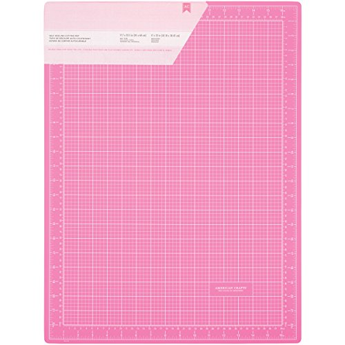 American Crafts Self Healing Cutting Mat, 18 by 24-Inch from American Crafts