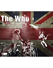 The Who - The Broadcast Collection 1965-1981
