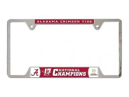Amazon.com : WinCraft Alabama Crimson Tide 2018 National Champions ...