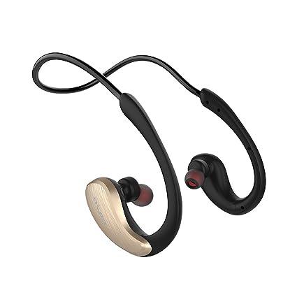 AWEI a885bl inalámbrico Wifi Bluetooth V4.0 impermeable reducción de ruido HiFi Auriculares Auriculares