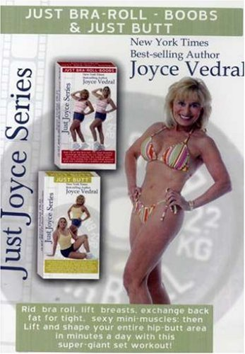 Joyce Vedral: Just Bra-Roll - Boobs and Just Butt Workout by Joyce Vedral by Bayview Films