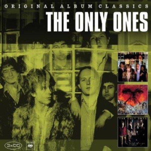 Canada Only Cd - 3cd Original Album Classics (The Onl Y Ones\Even Serpents Shine\Baby'S Go T A Gun)