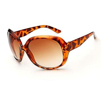 LETAM Gafas de sol Espejo Gafas de Sol Gafas Mujer a Prueba ...