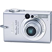 Canon PowerShot S410 4MP Digital Elph with 3x Optical Zoom Basic Intro Review Image