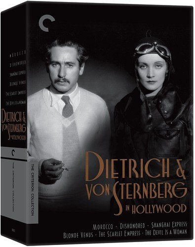 Dietrich and von Sternberg in Hollywood (Morocco, Dishonored, Shanghai Express, Blonde Venus, The Scarlet Empress, The Devil Is a Woman) (The Criterion Collection)