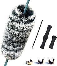 VAKA Otter Dampener Bow String Silencer 1 Pair with 3Pcs Bow String Nocking…