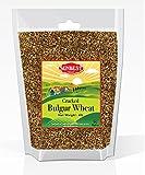 SUNBEST Cracked Bulgur Wheat in Resealable Bag, 4 Lb