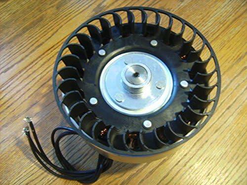 PMA Generator for Pelton//Turgo 0-240 VAC 4k Watt Micro Hydro Motenergy ME1112