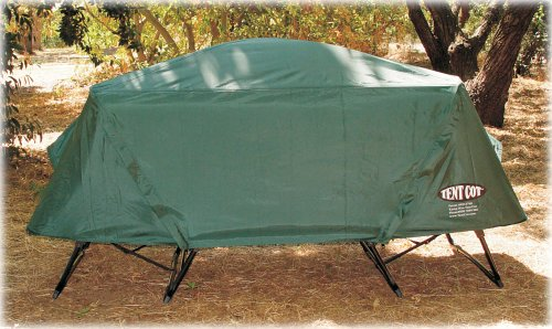 Amazon.com K&-Rite Tent Cot Oversize Rainfly (Green) Sports u0026 Outdoors & Amazon.com: Kamp-Rite Tent Cot Oversize Rainfly (Green): Sports ...