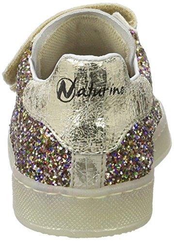 Naturino  Naturino 4426 Vl, chaussons d'intérieur fille - or - Doré, 27 EU