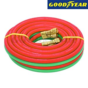 USA Goodyear 1/4″ x 25′ Welding Air Hose