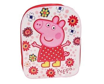 Peppa Pig Tropical Paradise - Mochila escolar Peppa pig (Trade Mark Collections PEPPA001232): Amazon.es: Equipaje