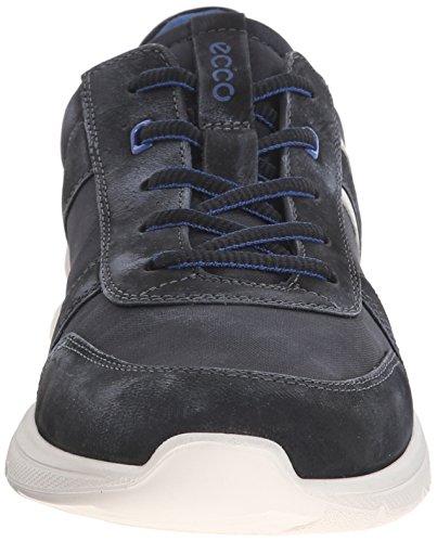 Ecco La Sneaker Fashion Black Irondale Retro Sneaker Nera