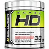 Cellucor, SuperHD Thermogenic Fat Burner Powder for Weight Loss, G4, Strawberry Lemonade, 30 Servings