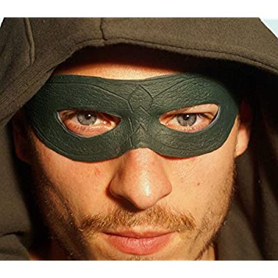 The Cosplay Company Green Arrow Eye Mask: Toys & Games