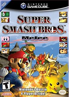 Amazon com: Super Smash Bros Melee: Gamecube: Video Games