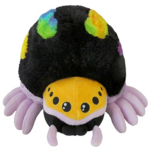 Squishable / Mini Rainbow Jumping Spider - 7