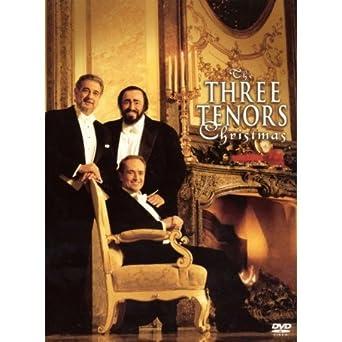 The Three Tenors: Christmas [DVD]: Amazon.co.uk: David Mallett ...