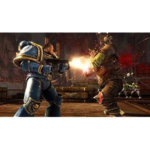 Warhammer 40.000: Space Marine - First Edition