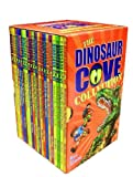 Dinosaur Cove Collection - 20 books box set (Haunting of the Ghost Runners, Attack of the Lizard King, Charge of the Three-horned Monster, Armoured Beasts, Winged Serpent, Giant Reptiles, Rampage of the Hungry Giants) (Dinosaur Cove)