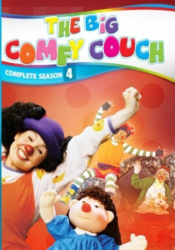 The Big Comfy Couch - The Complete Fourth Season - 2 DVD Set with Bonus Disc (Amazon.com Exclusive) by Alyson Court