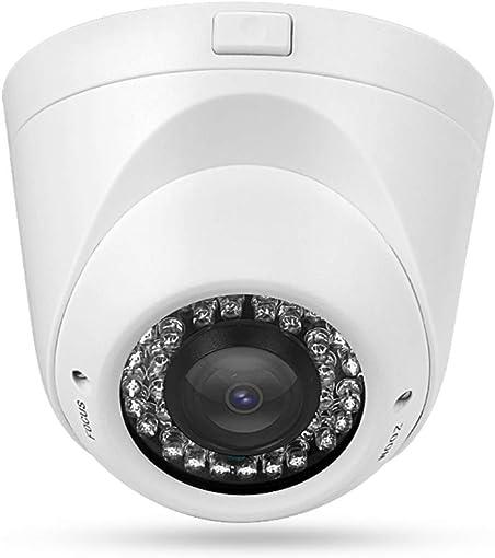 TMEZON AHD TVI CVI VBS 960H CCTV Camera OSD HD 2.0MP 1080P 2.8-12mm Varifocal Zoom Focus 36IR LEDs Hybrid 4-in-1 Surveillance Security Camera