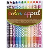 OOLY is now newly OOLY, Color Appeel Crayon Sticks, Set of 12 (133-55)