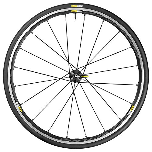 Mavic Ksyrium Rims (Mavic Ksyrium Elite UST Wheel Rear 700C QR 130mm Shimano Road 11)