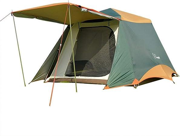 Tienda de Campaña Tienda de campaña automática Camping Pesca Ocio Velocidad Tienda Abierta Sombrilla Lluvia Pérgola Familia Camping Al Aire Libre Tienda de Playa: Amazon.es: Hogar
