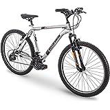 Royce Union Mens' RTT 21-Speed Mountain Bike, Aluminum Frame, Trigger Shift, Silver