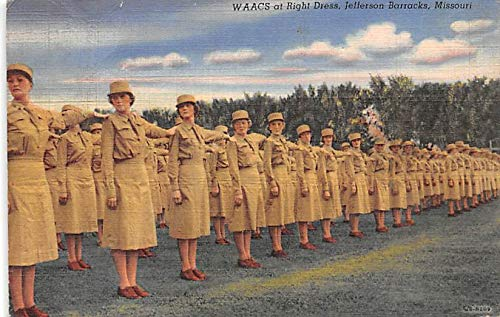Patriotic Post Card Old Vintage Antique Postcard WAACS for sale  Delivered anywhere in USA