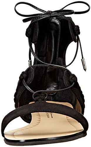 Daya Door Zendaya Vrouwen Sonora Gladiator Sandaal Zwart