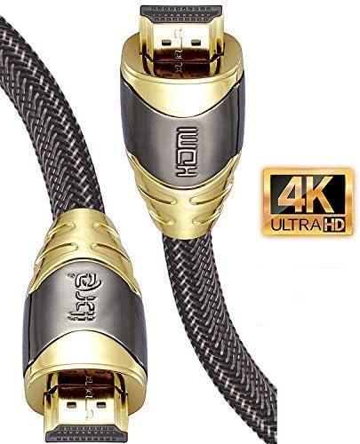 4k Hdmi Kabel 1 5m Hdmi 2 0b Kabel 4k 60hz Highspeed Elektronik