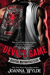 Devil's Game (Reapers Motorcycle Club) by Wylde, Joanna (2014) Paperback