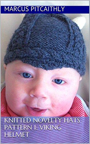 Amazoncom Knitted Novelty Hats Pattern 1 Viking Helmet Wyrd