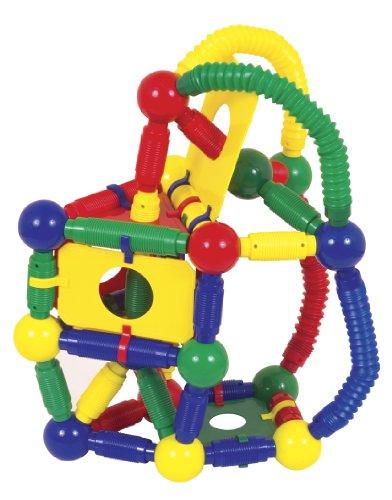 Guidecraft Magnetos Master Builder 148 Piece
