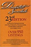 Dramatists Sourcebook, Theatre Communications Group                                                                        , 1559362472