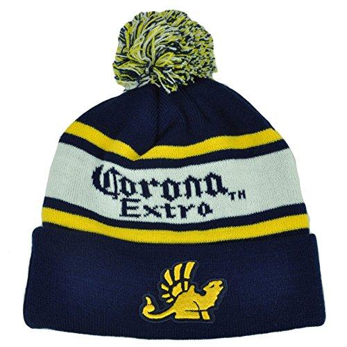 corona-extra-cuff-pom-beanie-hat