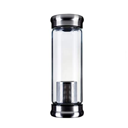 NCTM Taza del Recorrido de la Botella de los Deportes Trazador de líneas plástico del Vidrio
