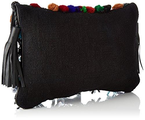 Antik Batik Lyra Wallet - Borse organizer portatutto Donna, Multicolore (Multico), 3x23x33 cm (W x H L)