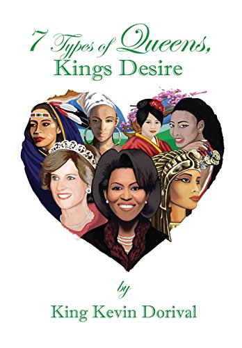 Books : 7 types of Queens, Kings Desire