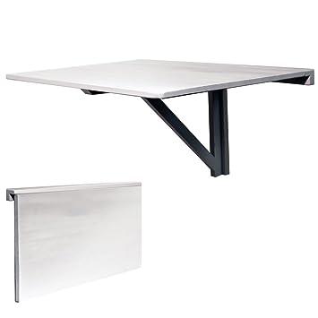 A scomparsa - Parete pieghevole in legno montato da tavolo ...