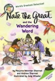 img - for Nate the Great and the Wandering Word book / textbook / text book