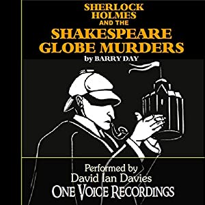 Sherlock Holmes and the Shakespeare Globe Murders Hörbuch