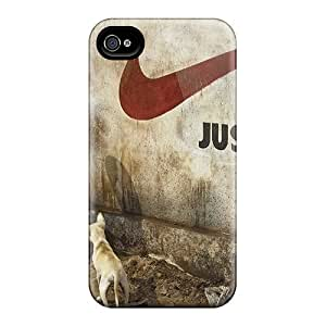 Cute Tpu Elaney Just Do It Case Cover For Iphone 6