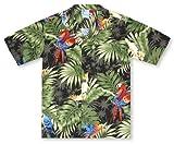 RJC Boys Jungle Tropics Hawaiian Shirt